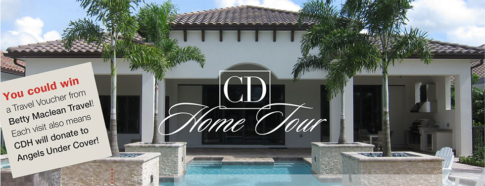 Clive Daniel Home Designer Model Home Tour