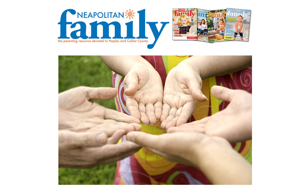 Angels Undercover highlighted in Neapolitan Family's 30 Days of Giving